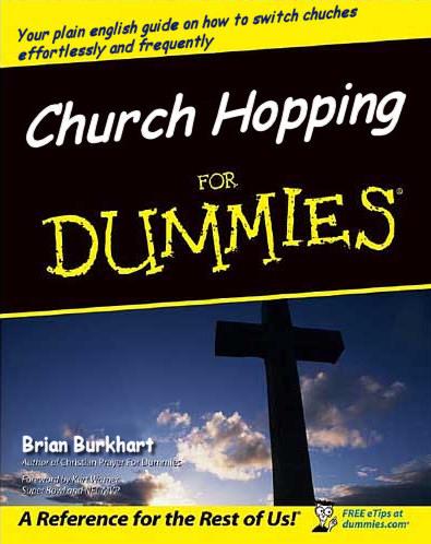1 Big Reason Why Church Hopping Sucks