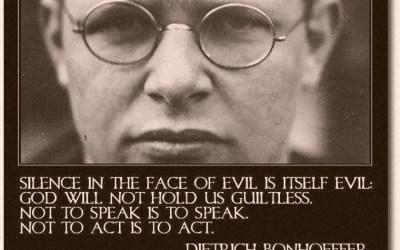 Bonhoeffer on Stupidity and Independence
