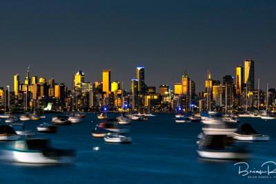 Melbourne Twilight
