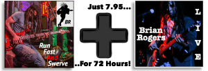 Just 7.95 for 72 Hours!
