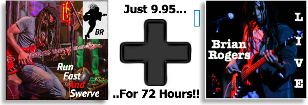 2 albums for 9.95 for just 72 hrs!
