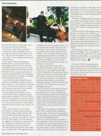 It's A Kind Of Magic Article Pg 2