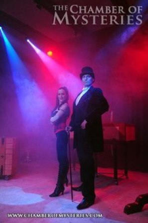 The Chamber Of Mysteries Dinner Show