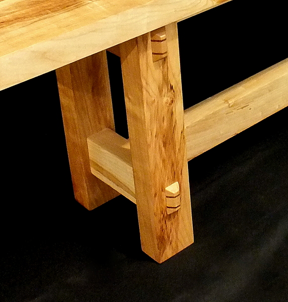 Maple Bench Legs
