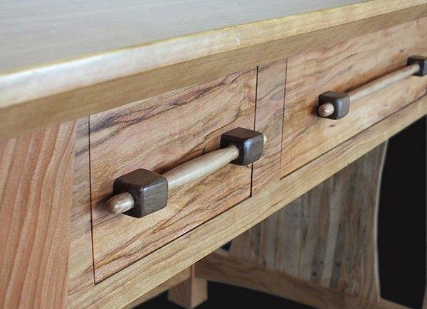 Handmade drawer pulls