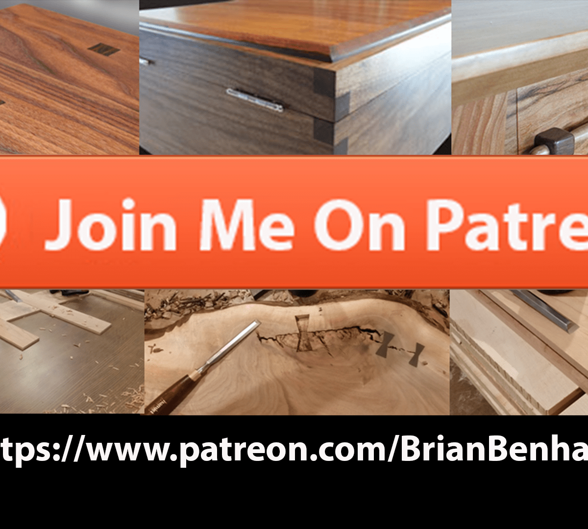 Brian Benham on Patreon