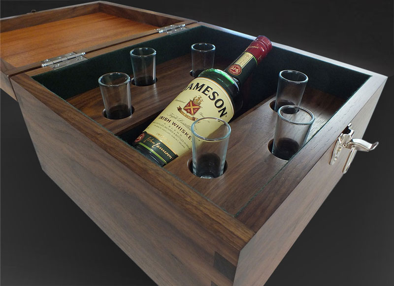 Whisky box business plan