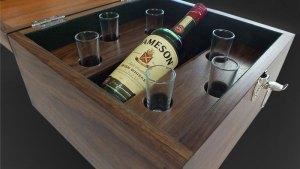 whiskey part box