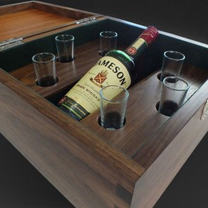 whiskey part box
