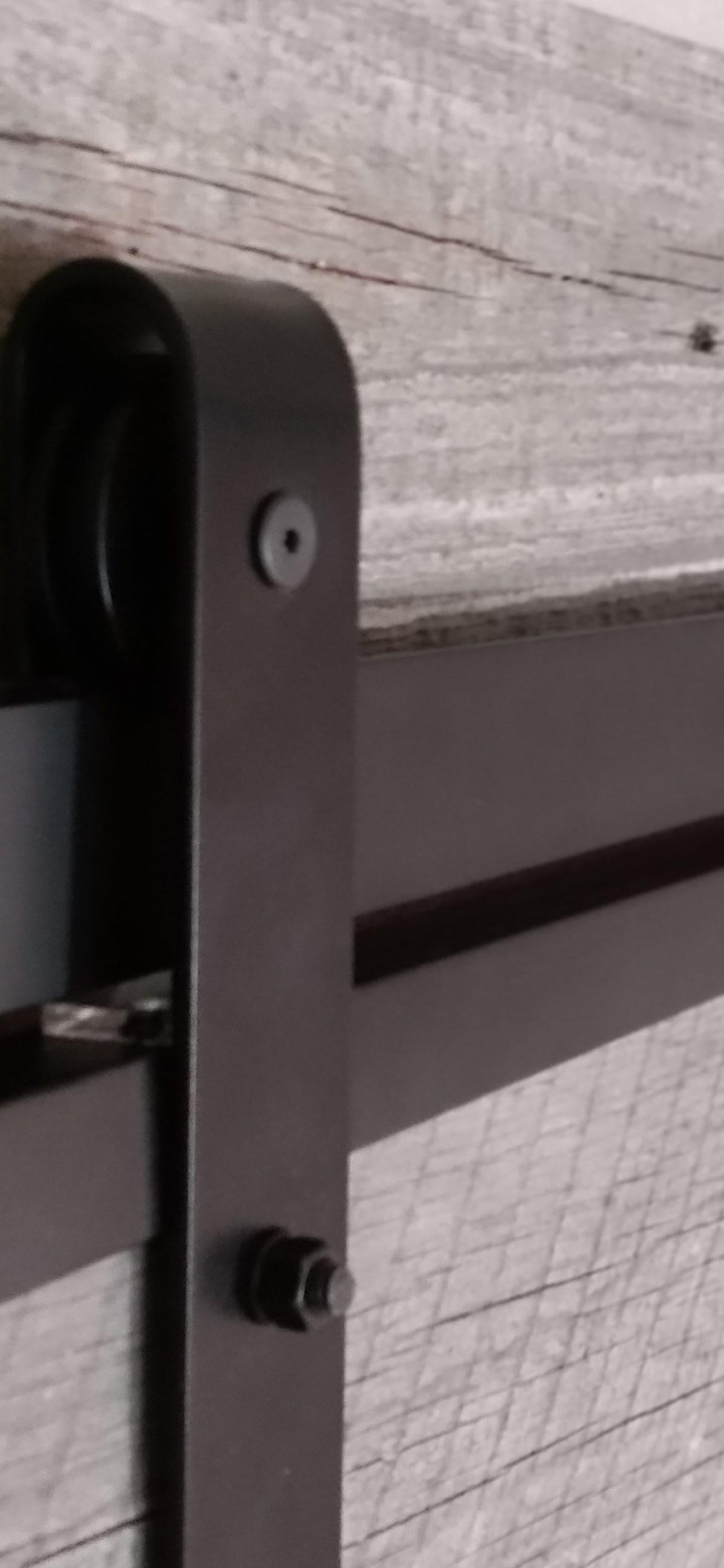 Custom Barn Door Hardware