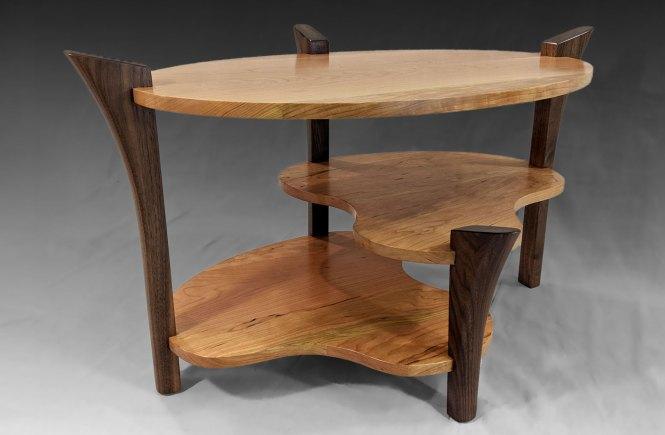 elliptical oval table