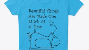 sewing quotes on tee shirts