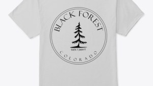 Black Forest Colorado - Graphic Tee Shirt