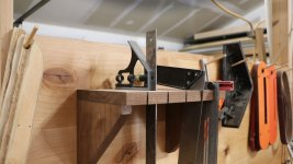 Combination Square tool holder