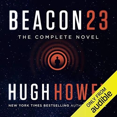 Beacon 23 Audiobook Cover