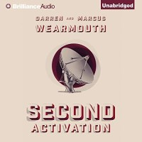 Second Activation Audiobook Cover