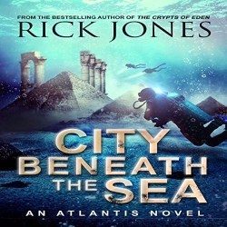City Beneath The Sea Audiobook Cover
