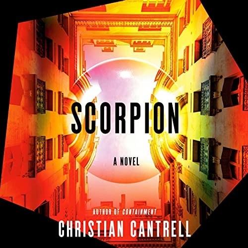 Scorpion Audiobook Cover