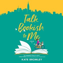 Talk Bookish to Me Audiobook Cover