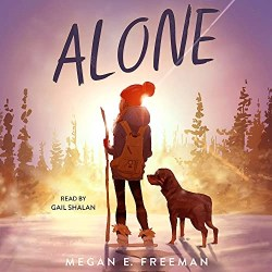 Alone Audiobook Cover