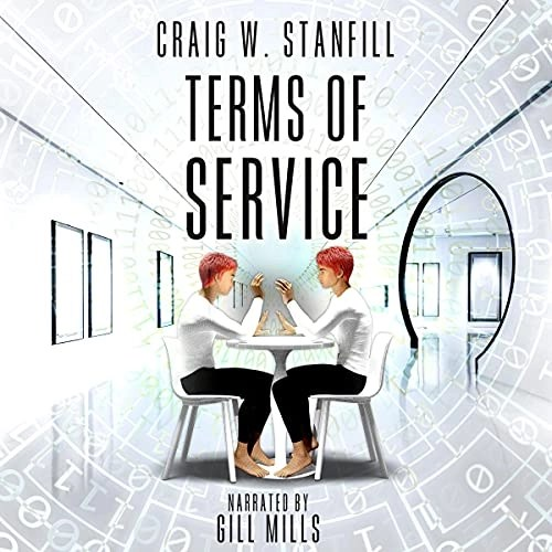 Terms of Service Audiobook Cover