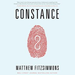 Constance by Matthew FitzSimmons Audiobook Cover