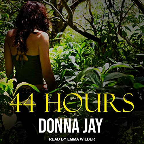 44 Hours Audiobook Cover