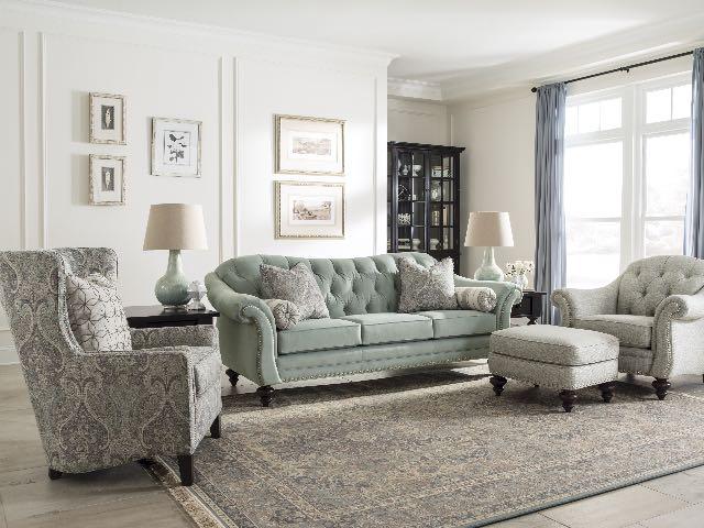 239 fabric sofa