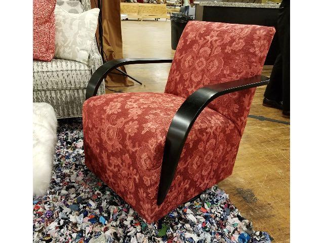 Basie Swivel Chair
