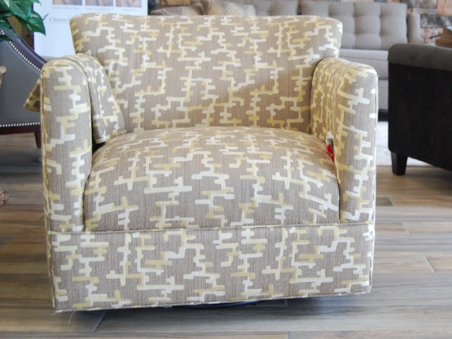Zazu Swivel Glider