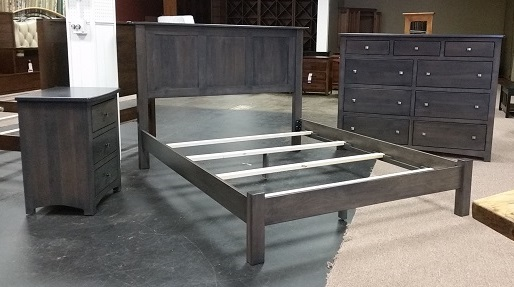 Arch Shaker Bedroom Collection