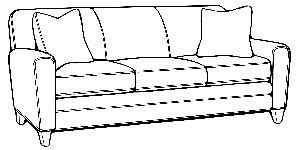 225 Sofa
