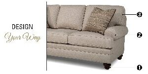 5000 Series Sofa #5362-10