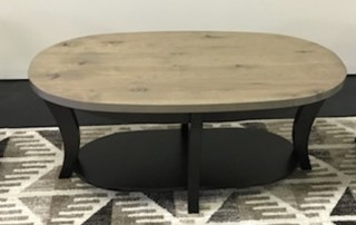 Crest Oval Coffee Table