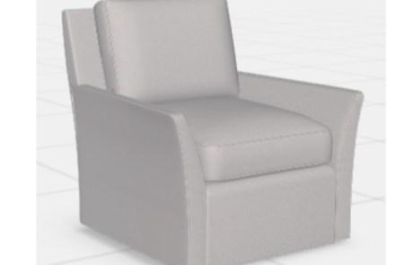 Kent Swivel Glider Chair