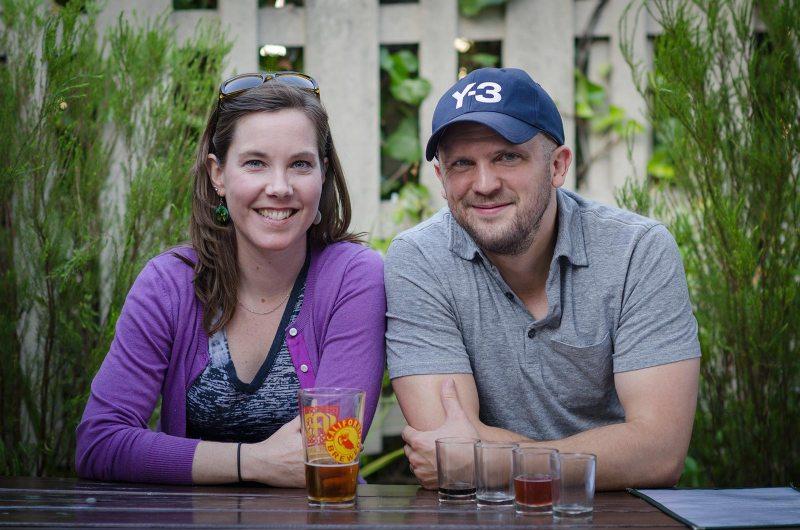 Allie Schmidt & Ken Weaver
