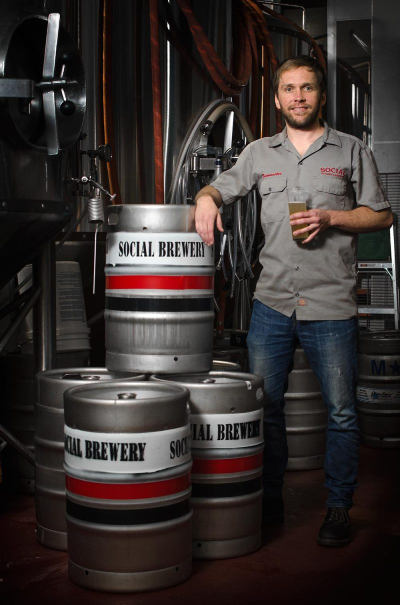 Kim Sturdavant – Social Kitchen & Brewery