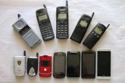 Cells phones - 1