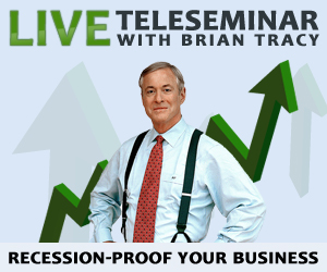 Recession Proof Your Business LIVE Teleseminar