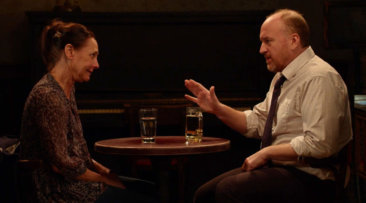 Justifying Horrible Things: An essay about Louis C.K. and 'Horace and Pete'