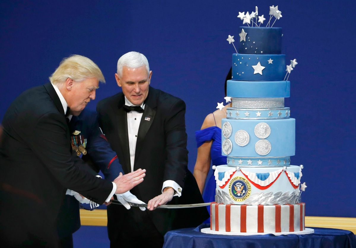 The Cake Is a Lie: On Donald Trump's Bizarre First Few Days in Office