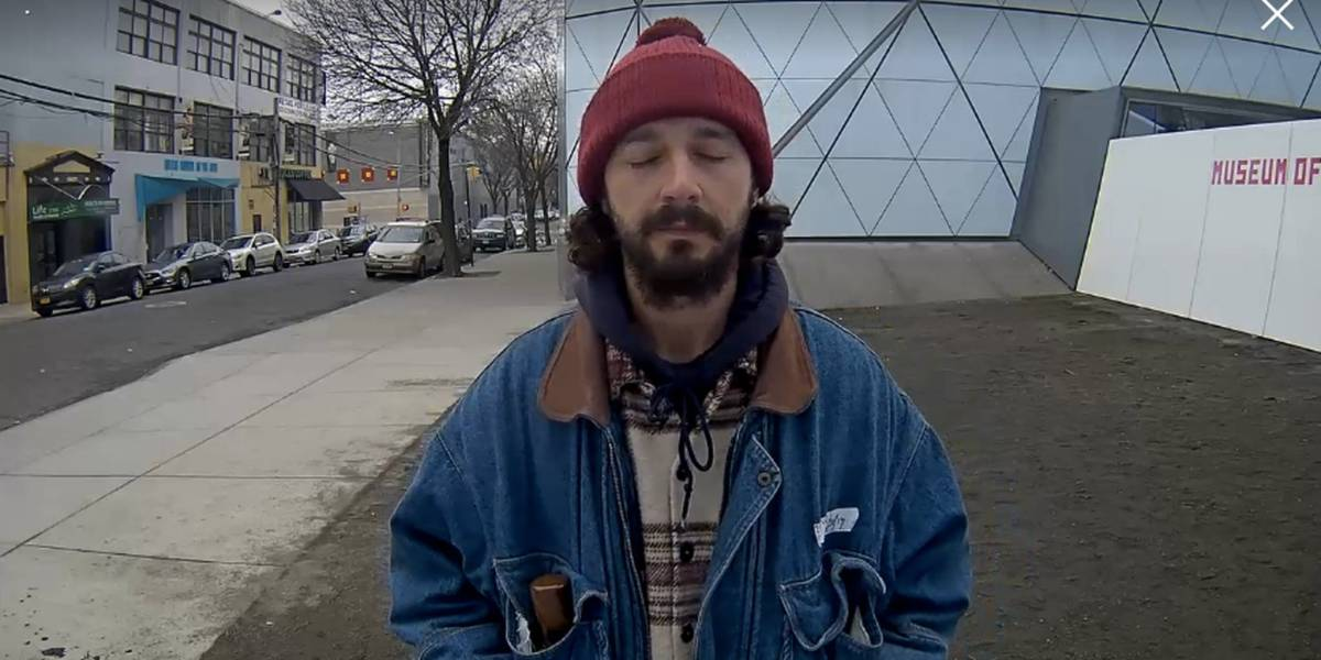 Shia LaBeouf is Awesome