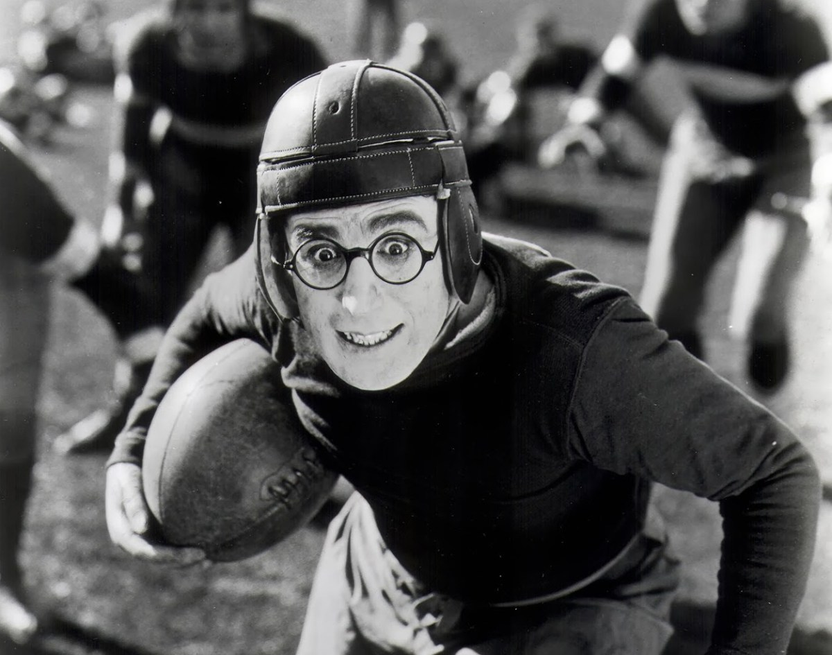 Harold Lloyd's 'Speedy' and 'The Freshman'
