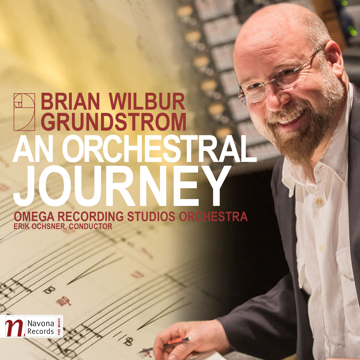 An Orchestral Journey CD Cover