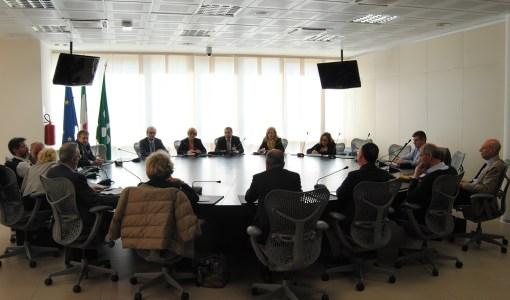 Area Vasta Brianza riunione dei direttori delle Province di Monza, Como e Lecco