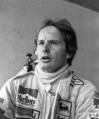 Gilles Villeneuve foto Ercole Colombo 2