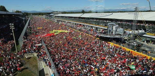 Gran Premio d\'Italia, Monza rincorre i fasti di un tempo ...