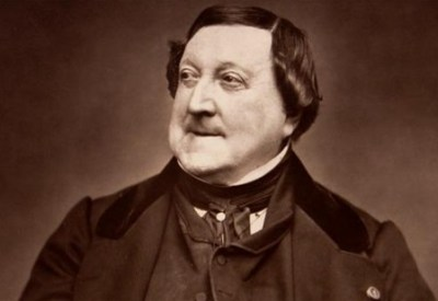 Gioacchino Rossini, raffinato gourmet oltre che grande compositore