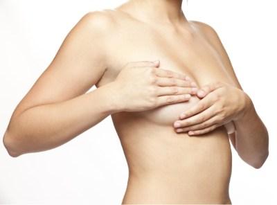 Tumore al seno immagine