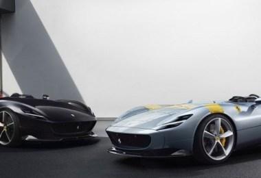 Ferrari SP Monza